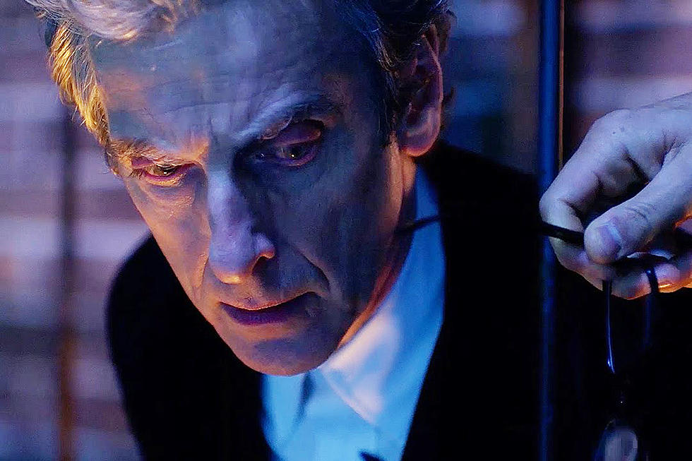 Doctor Who Christmas Special 2016.Doctor Who Gets Heroic New 2016 Christmas Special Preview