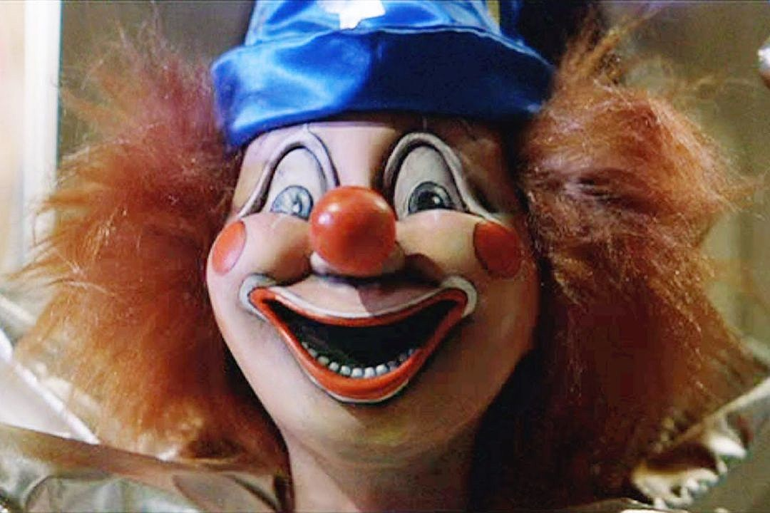 A Brief History Of Scary Movie Clowns