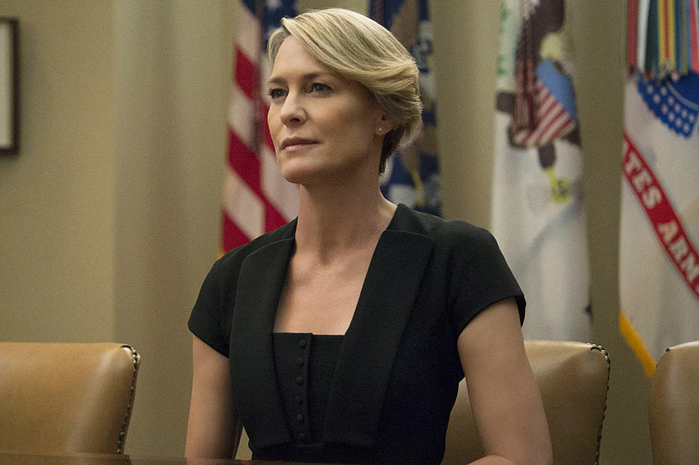 House of Cards' Robin Wright to Direct First Lady TV Series
