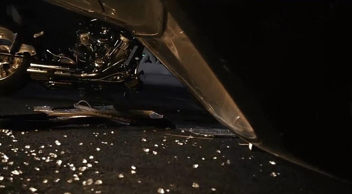 Agents of SHIELD' Johnny Blaze Ghost Rider Photos