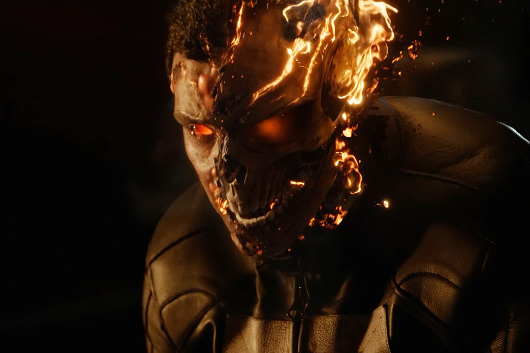 Agents of SHIELD' Ghost Rider Has Deal for Possible Spinoff