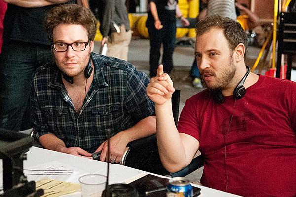 Seth Rogen And Evan Goldberg Eye Superhero Illuminati Shows