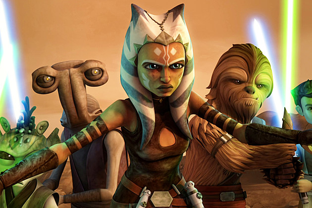 Star Wars: The Clone Wars' Almost Had a Younglings Spinoff