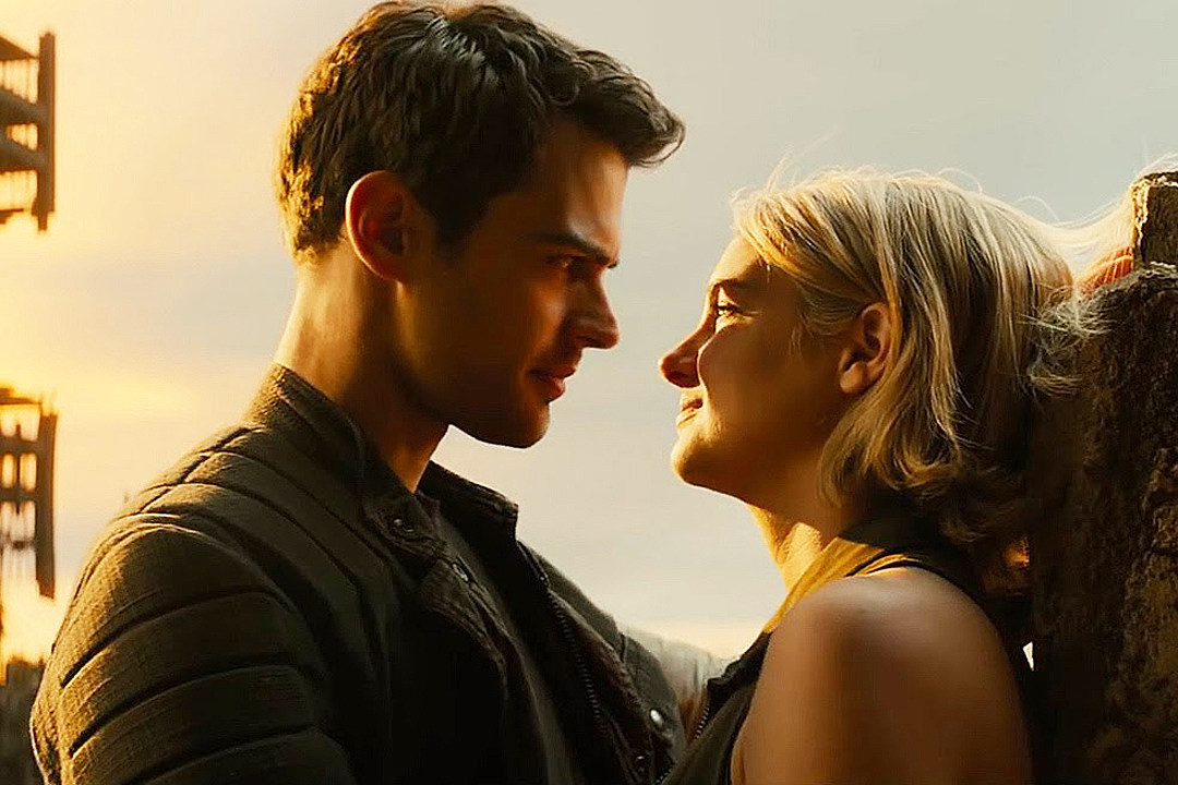 Divergent' Star Theo James Doubts Role in TV 'Ascendant'