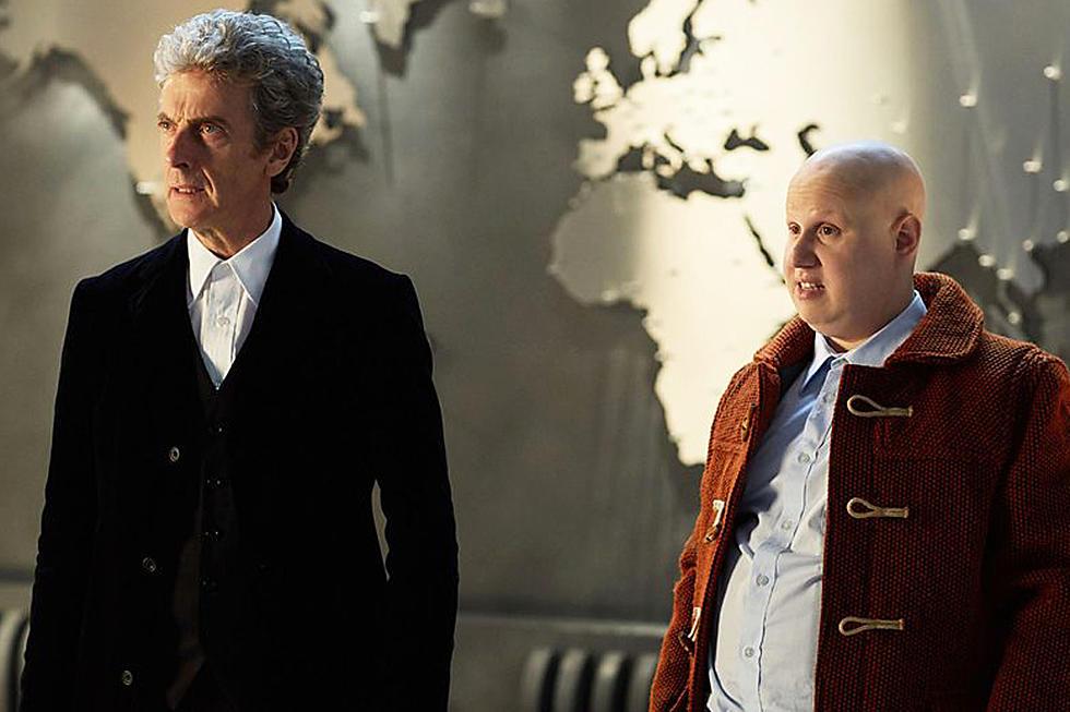 Doctor Who Season 10 Christmas Special.Doctor Who Season 10 Is Stuck With Matt Lucas Nardole