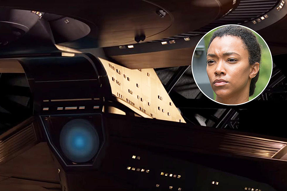 Star Trek: Discovery' Sets Sonequa Martin-Green to Lead
