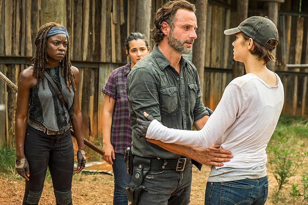 Walking Dead' Teases Faster Comic Adaptation, 12 Seasons