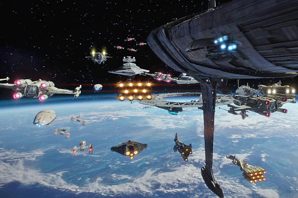 Rogue One' EP on Adapting 'Star Wars Rebels' Ships to Film
