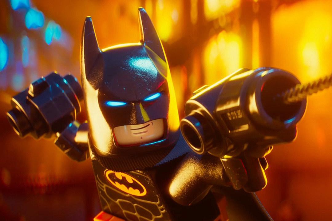 LEGO Batman takes home five awards at