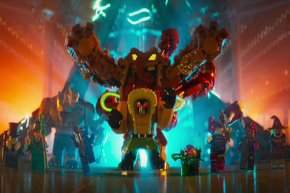 The Lego Batman Movie Unveils Full Voice Cast