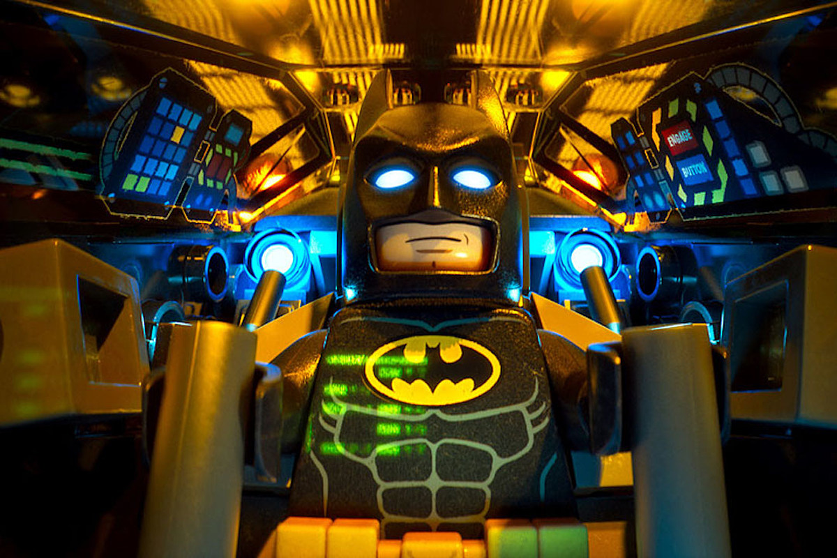 All The Easter Eggs We Found In The Lego Batman Movie