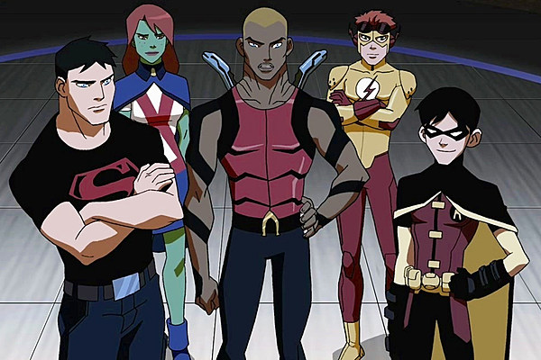 'Young Justice' Voice Cast Confirms Season 3 ReturnYoung Justice Season 3 Characters