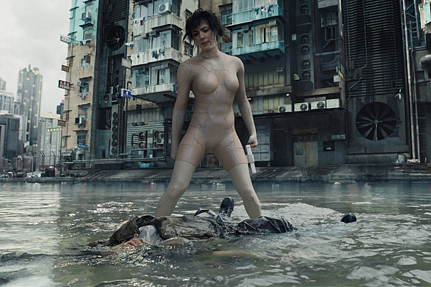 Paramount Blames Ghost In The Shell Flop On Whitewashing Controversy