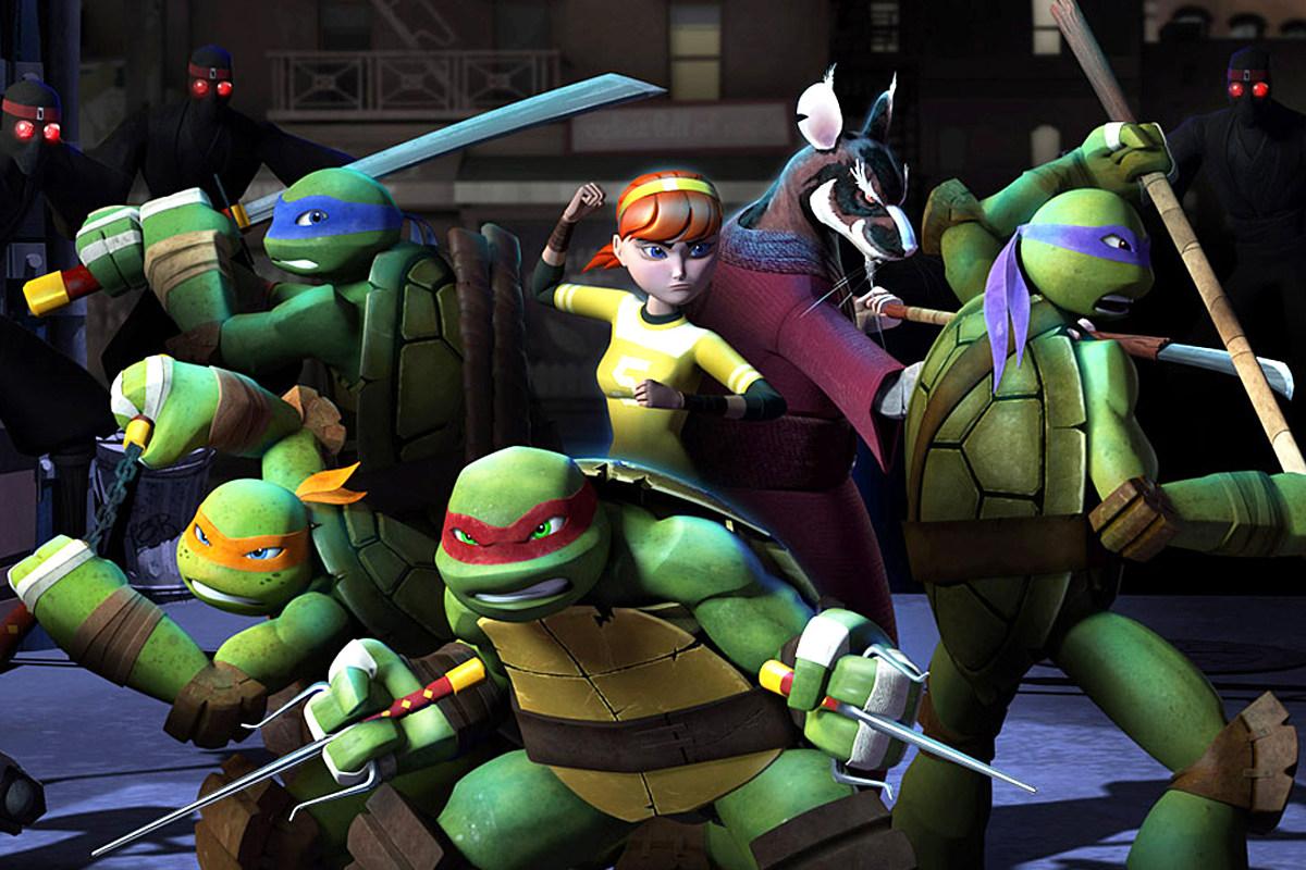 A CGI Reboot of Teenage Mutant Ninja Turtles Is in the Works