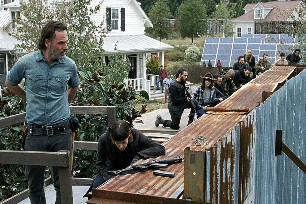 Walking Dead' Faces All-Out War in Season 7 Finale Trailer