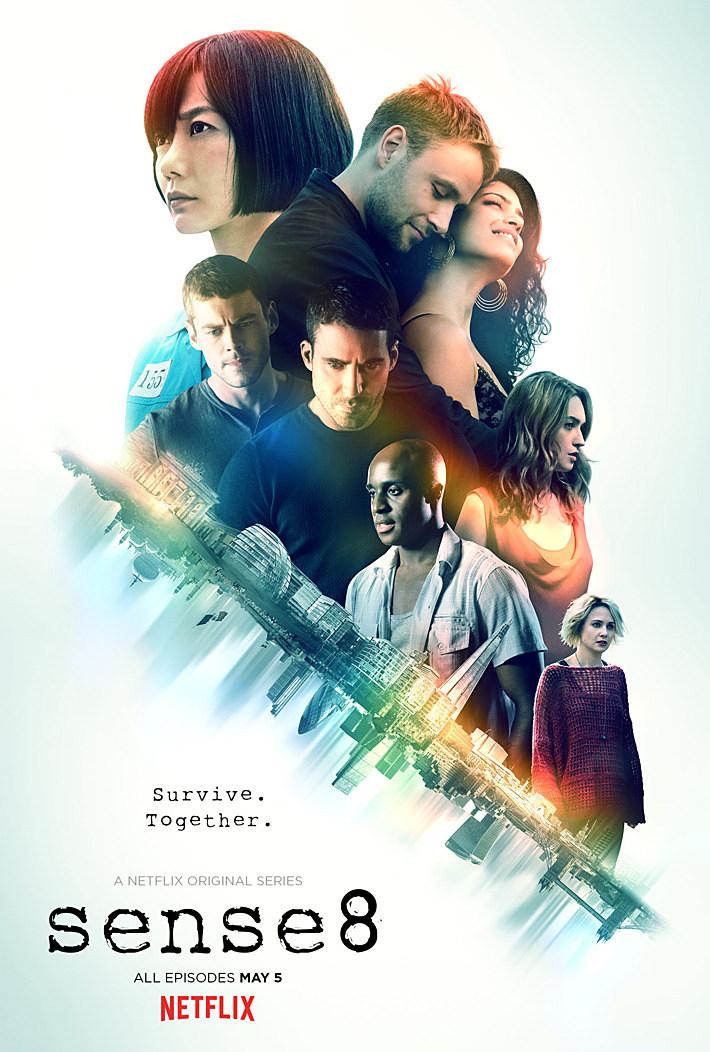 Image result for sense 8 season 2 poster