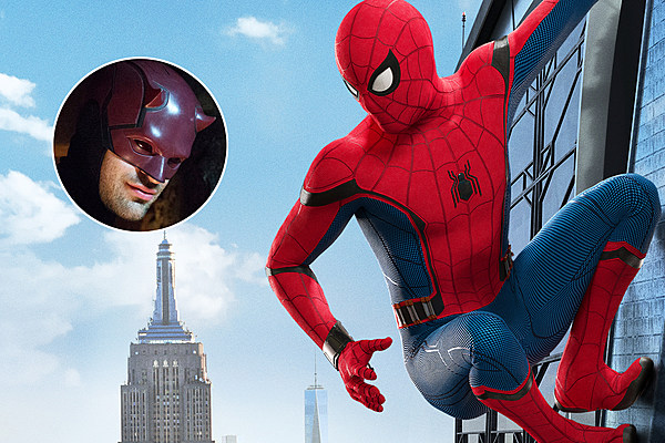 Spider Man Homecoming Won T Reference Daredevil At All