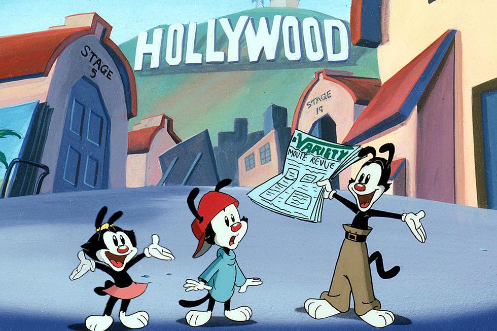 Animaniacs' Reboot in Development With Steven Spielberg