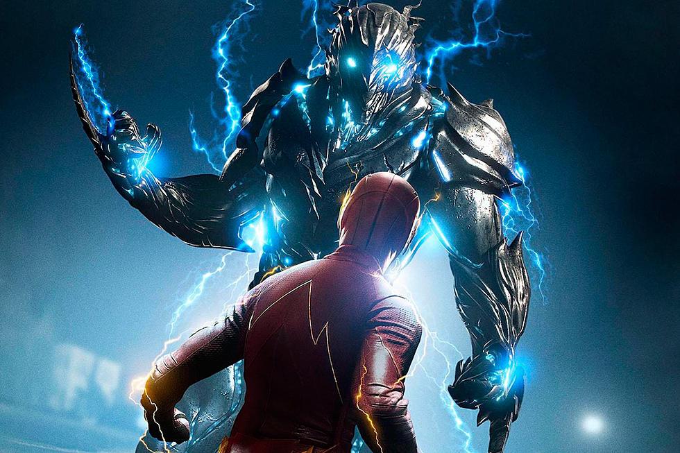 Flash' Explains Savitar Identity Reveal, Future Barry Twist