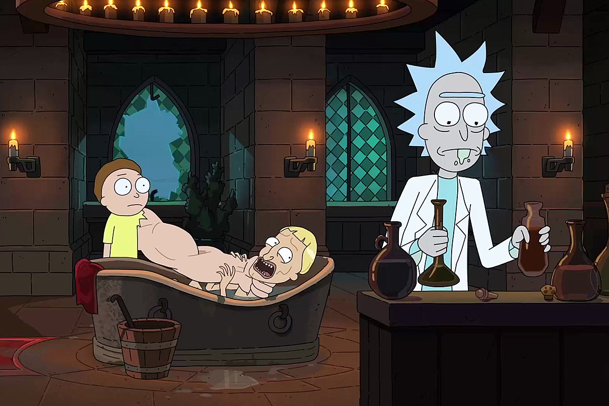 Rick Morty Season 3 Stream