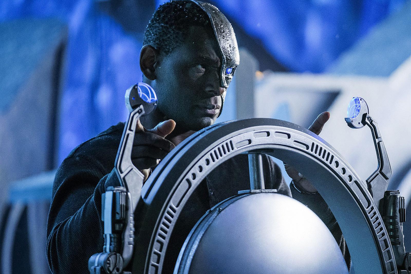Supergirl's David Harewood Blasts 'Boring' Cyborg Superman