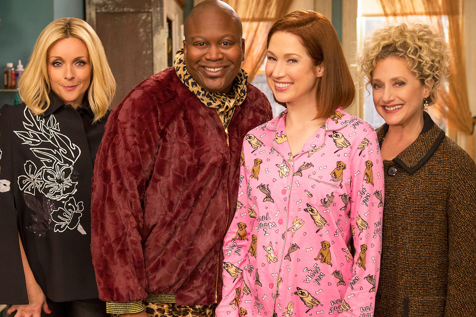 Amy Sedaris Kimmy Schmidt unbreakable kimmy schmidt' renewed for season 4 in 2018