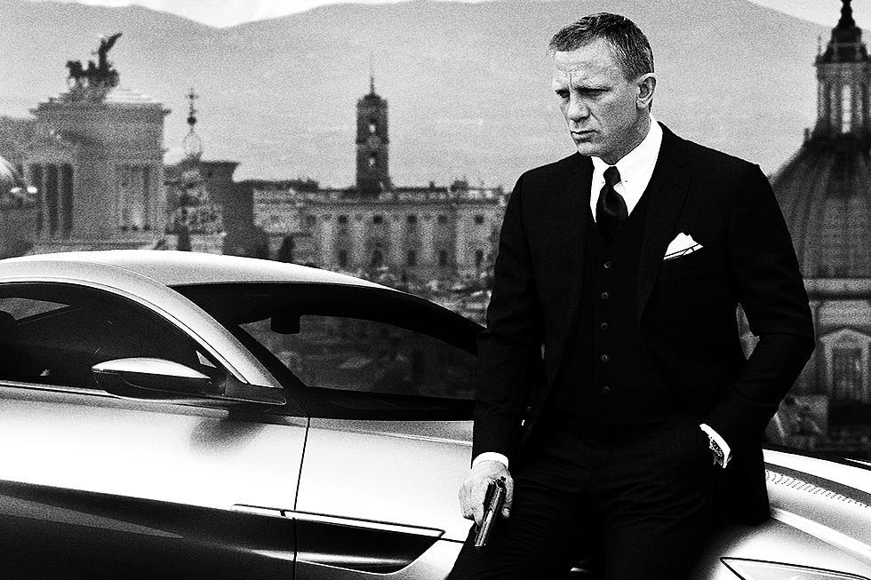 Daniel Craig Wraps James Bond Filming On No Time To Die