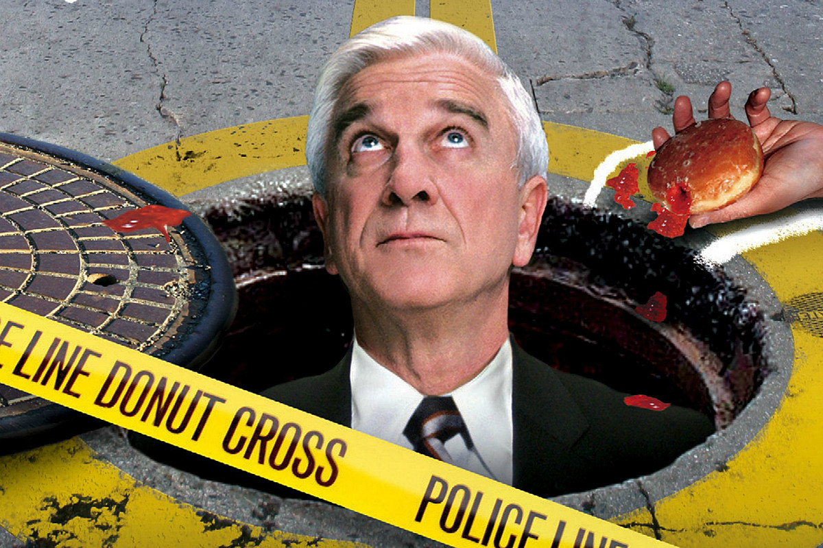 Police Squad! (1982) TV Show Review | Geeky Hobbies