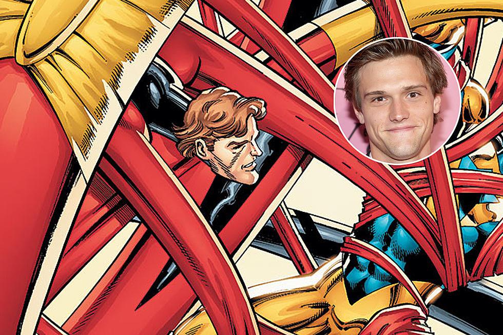 Flash Season 4 Casts Hartley Sawyer As Dc S Elongated Man