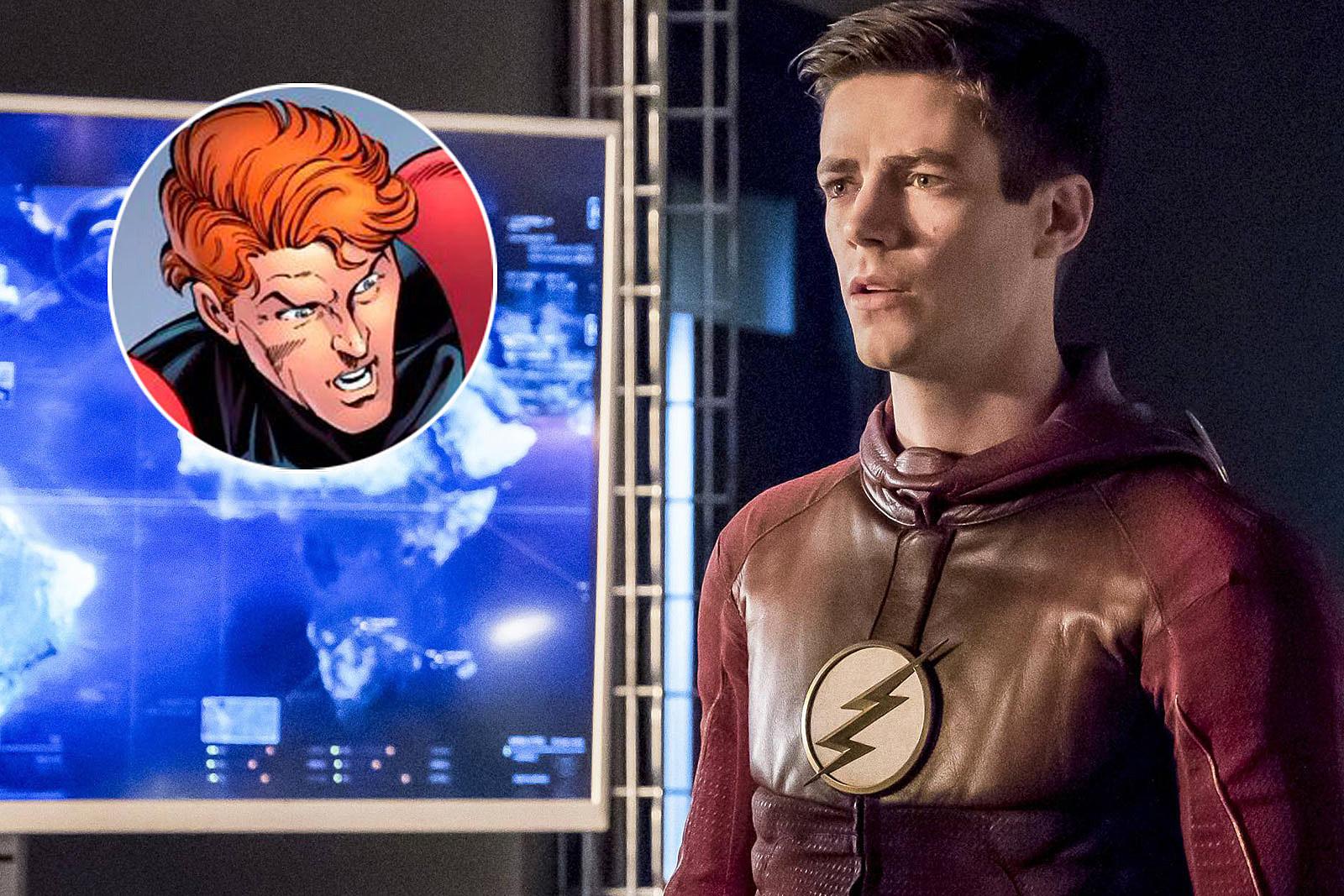 Flash Season 4 Might Introduce Elongated Man