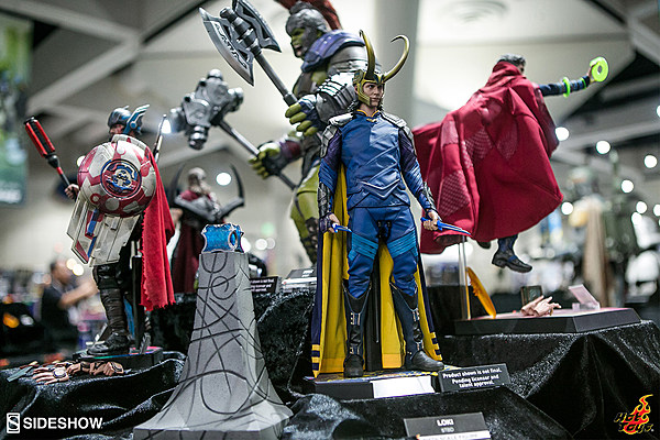 Its Magical Toys : Hot toys brings its movie magic to sdcc with incredible