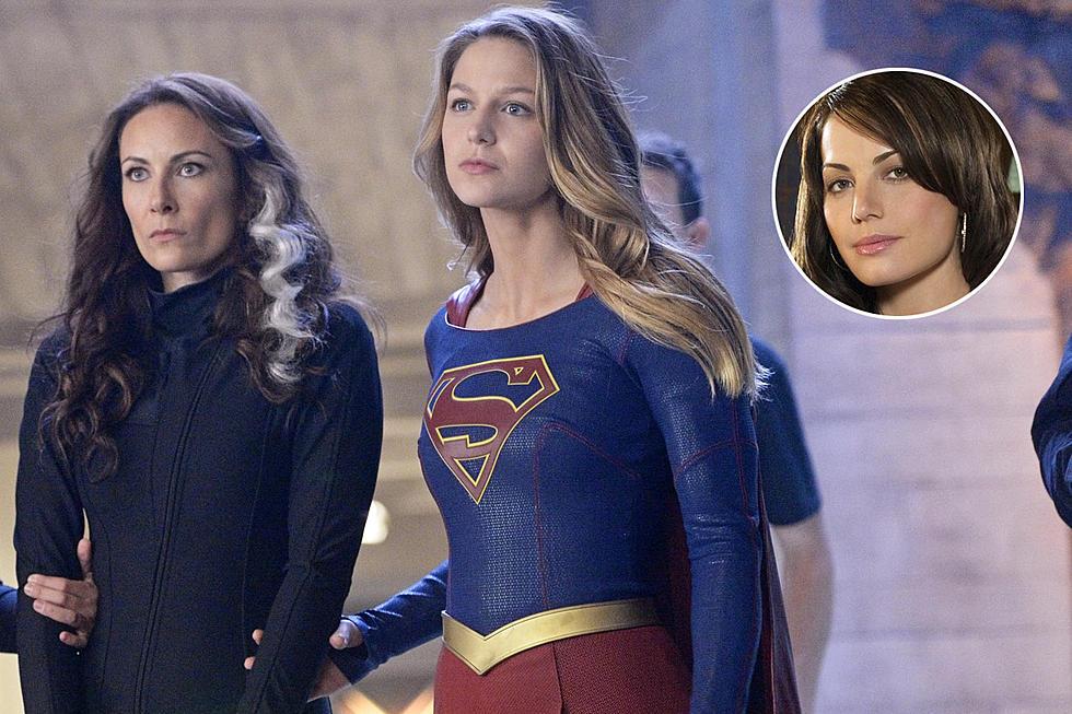 Supergirl' Season 3 Adds 'Smallville' Alum Erica Durance