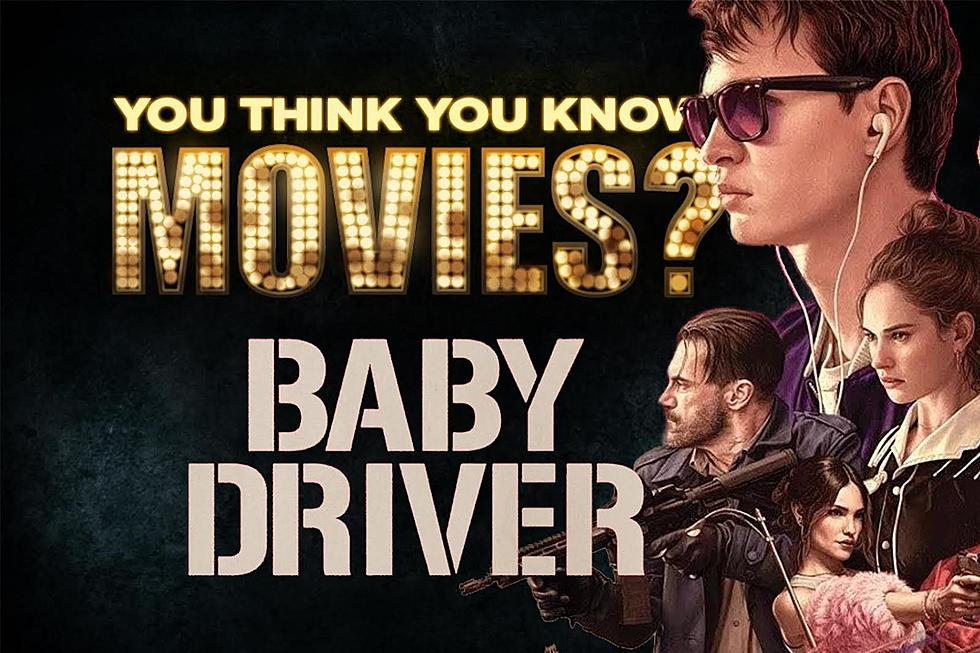 How Well Do You Know Baby Driver