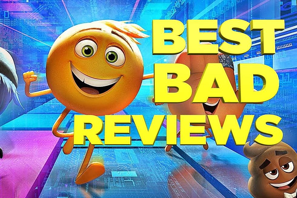 The Best Bad Reviews Of Emoji Movie
