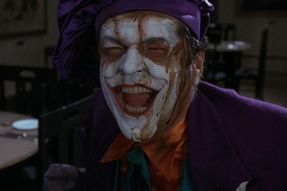 Image result for joker happy