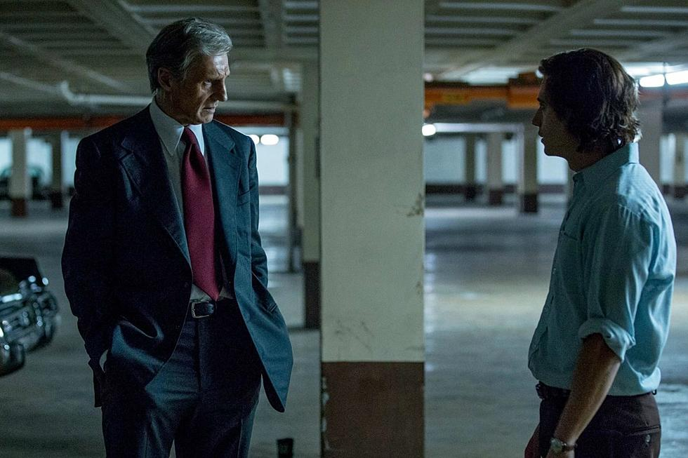 Liam Neeson Is Deep Throat in the 'Mark Felt' Trailer