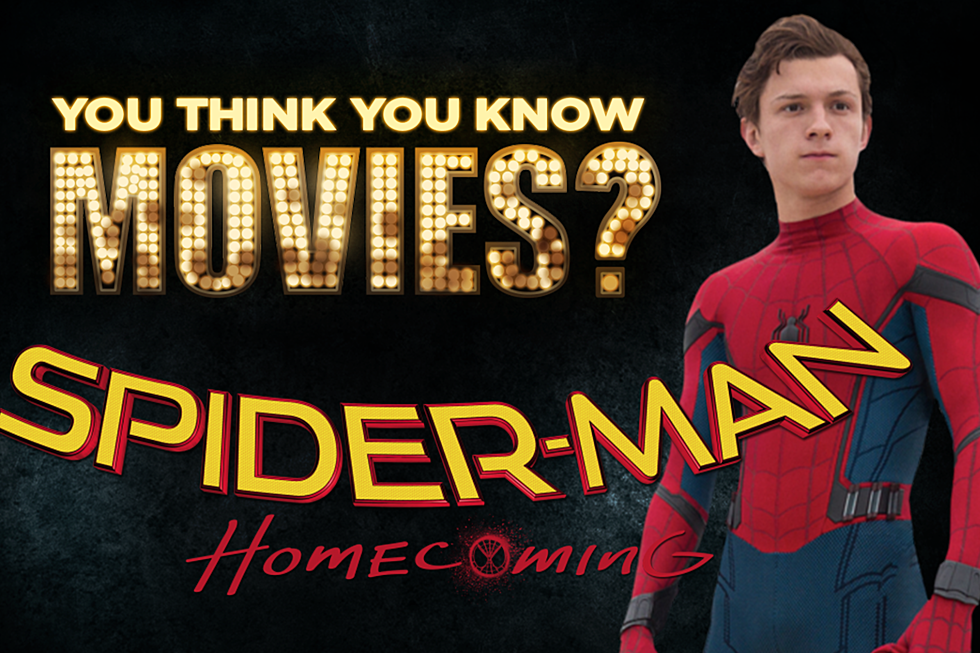 How Well Do You Know 'Spider-Man: Homecoming'?