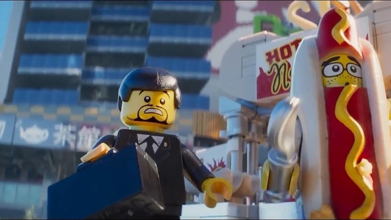 The LEGO Ninjago Movie' Review: Not Quite a Blockbuster