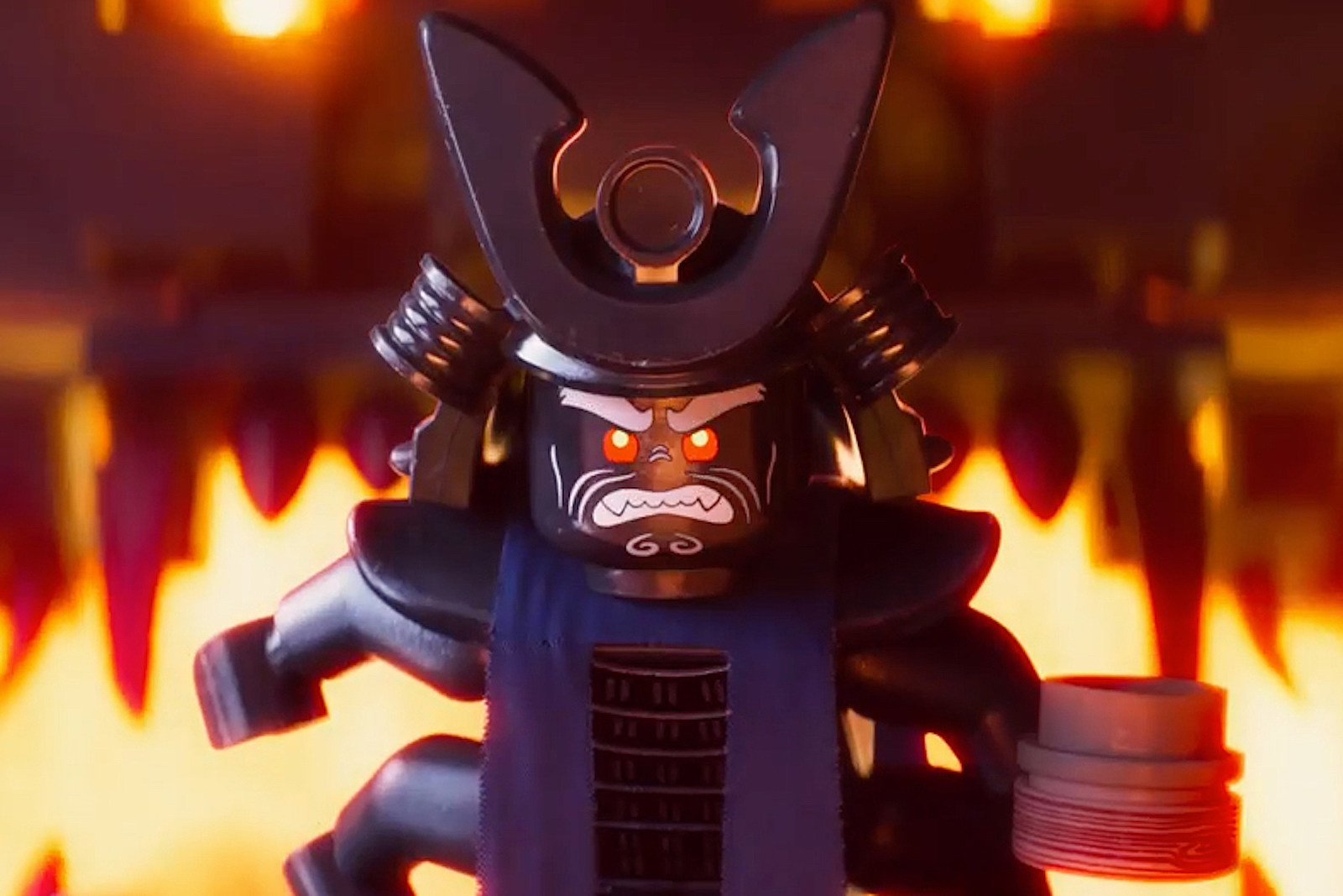 The Lego Ninjago Movie Review Not Quite A Blockbuster