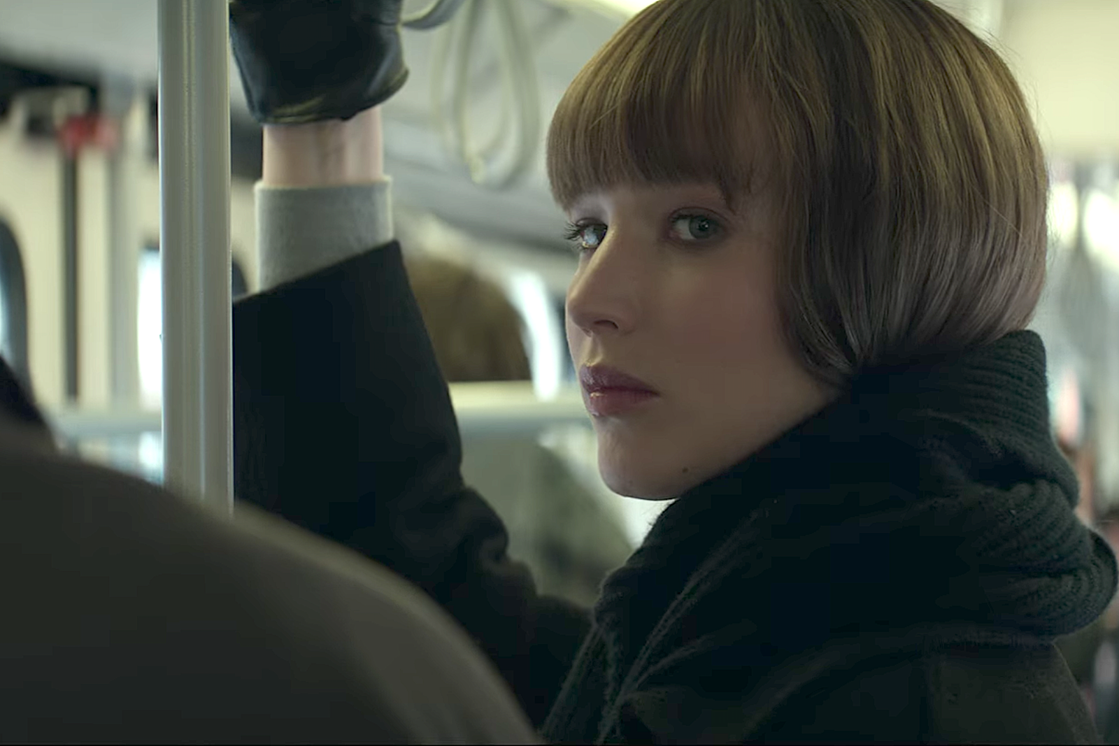 Sparrow sex scene red Red Sparrow