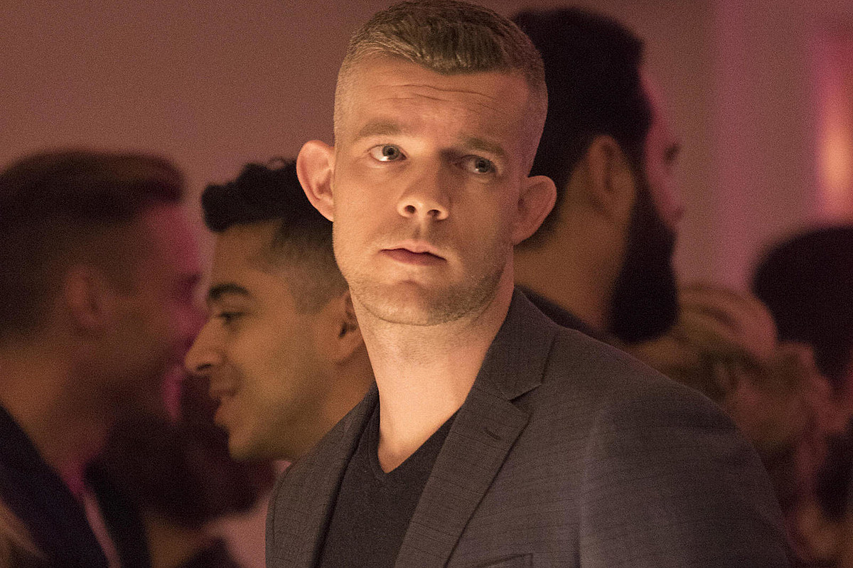 The Ulfian (The Art of Ulf): Russell Tovey As The Gay