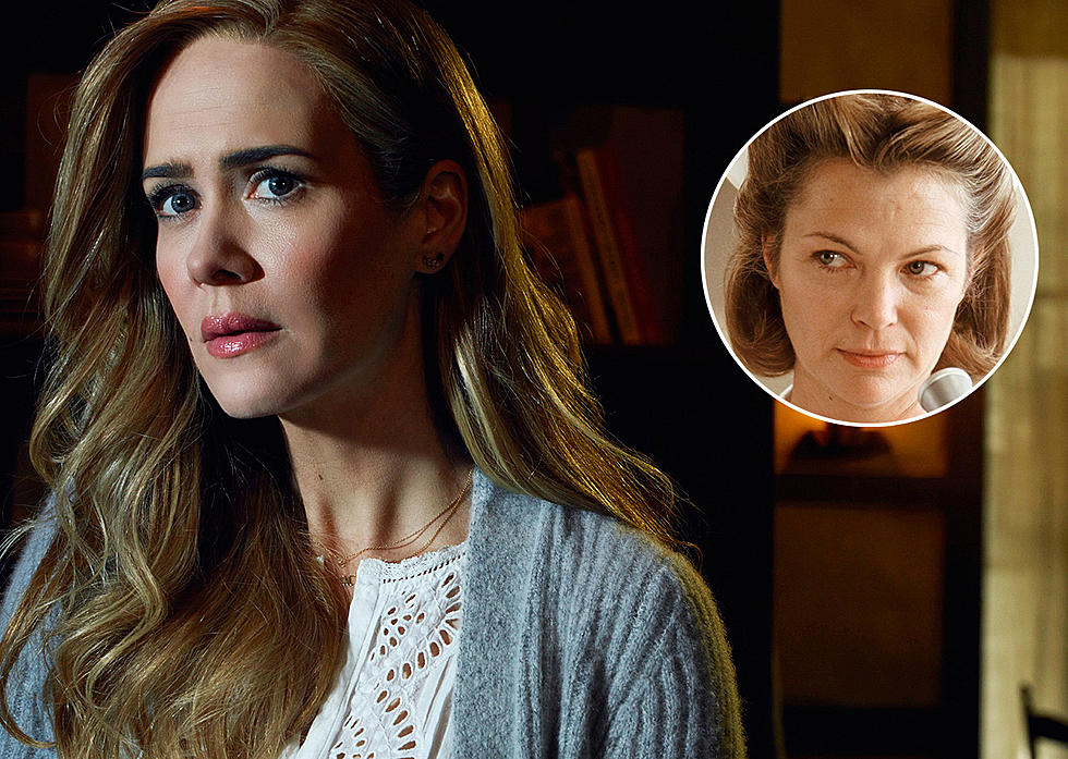 Sarah Paulson Sets Ryan Murphy Netflix Nurse Ratched Series