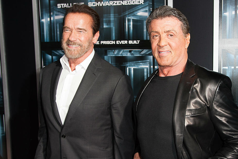 How Arnold Tricked Sly Into Starring In a Very Bad Movie