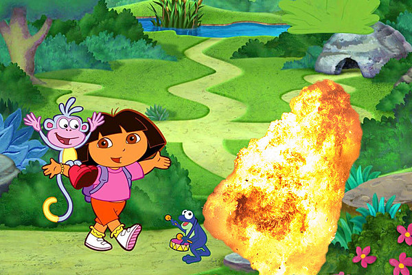 Michael Bay Is Producing a 'Dora the Explorer' Movie