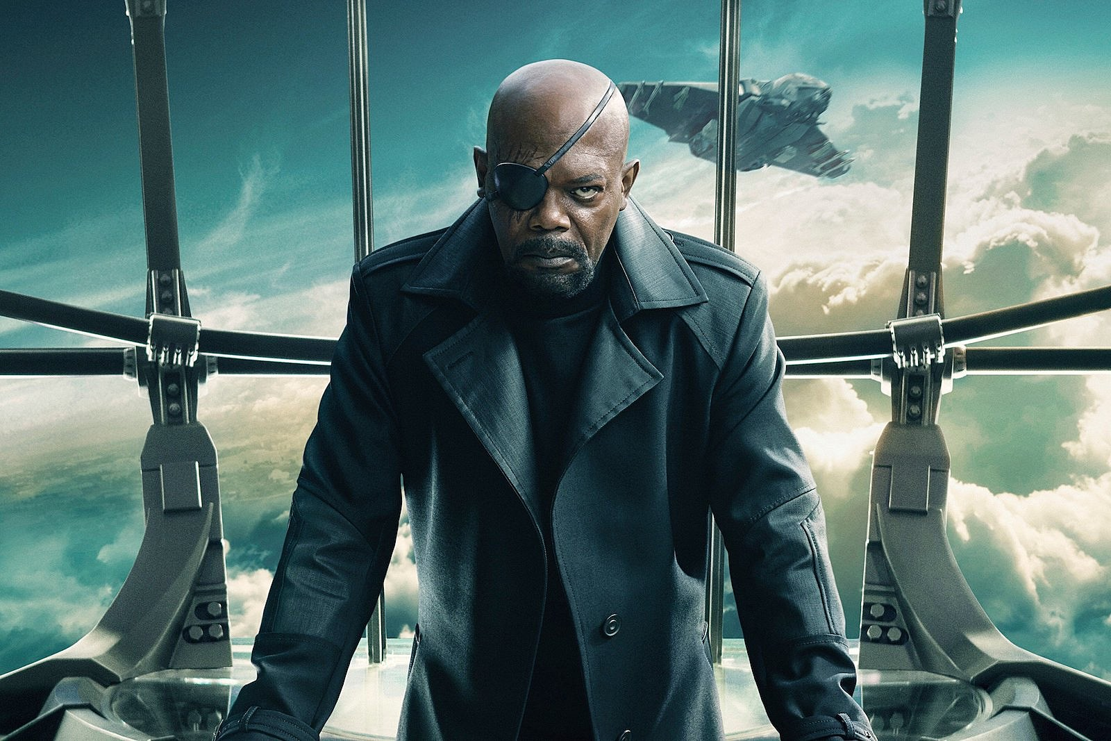 Here's Why Nick Fury Called Captain Marvel in 'Infinity War'
