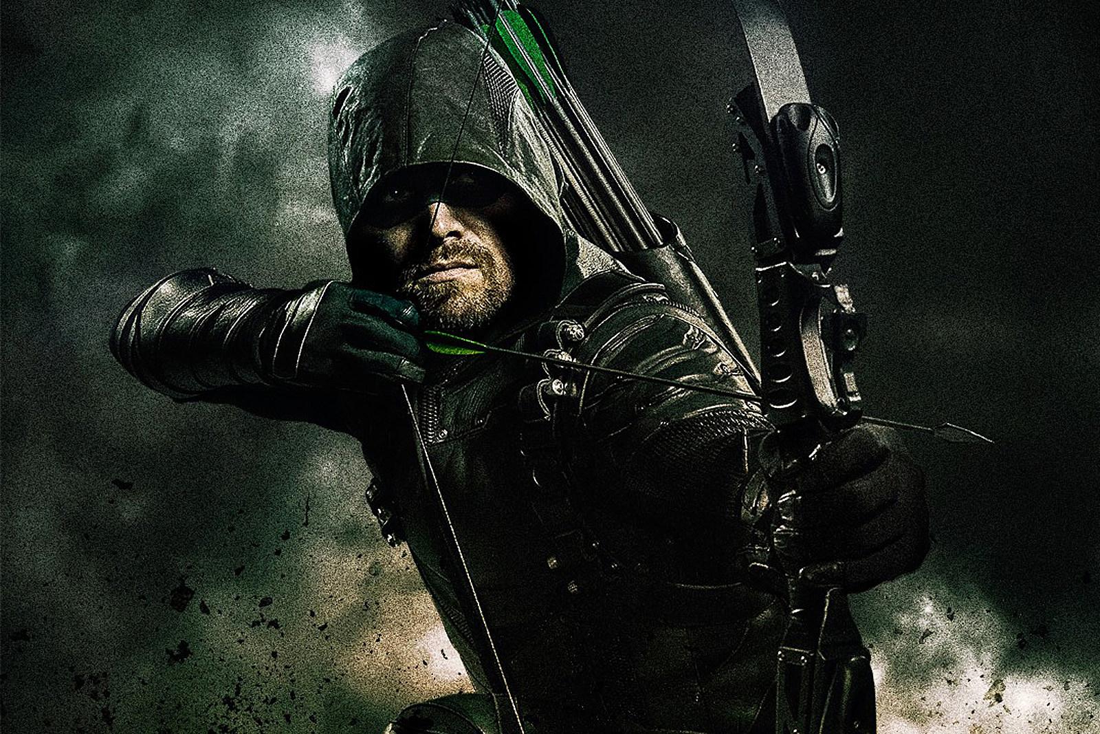 """Arrow' Series Premiere Review: """"Pilot"""""""