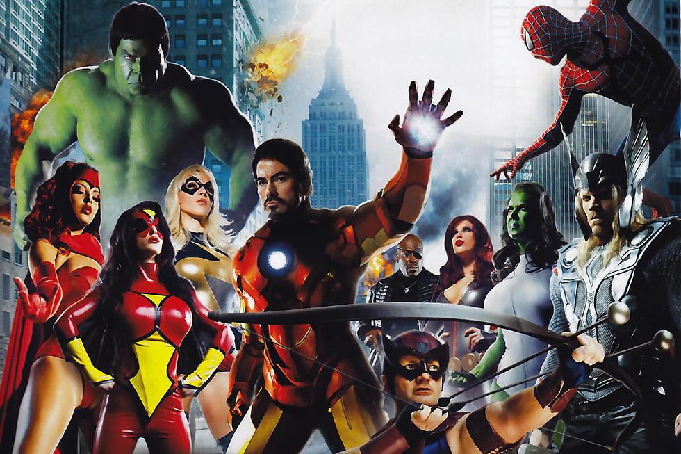 Porno Parodie Xxx Avengers Avengers XXX: