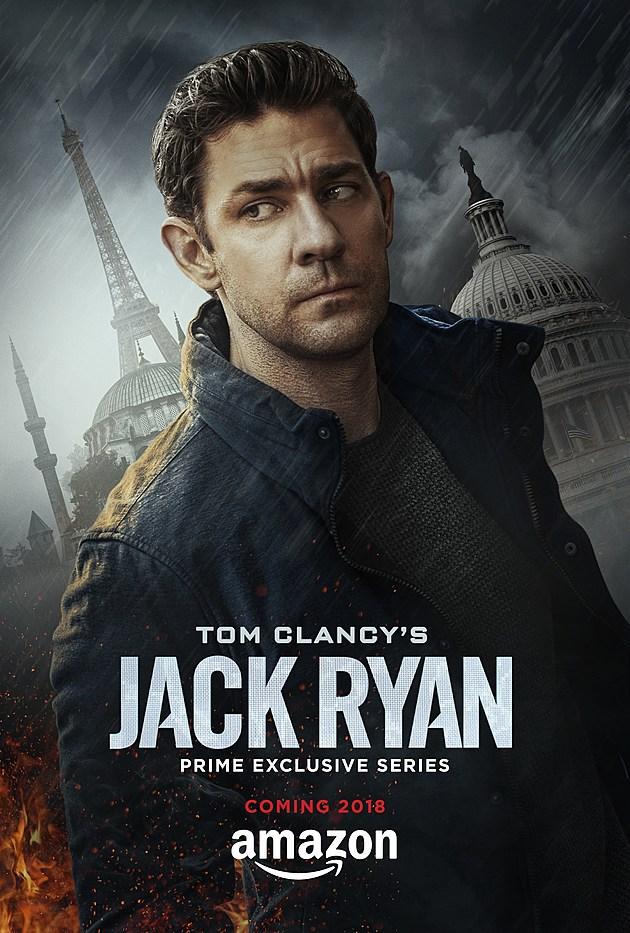 John Krasinski Becomes Jack Ryan In Full Amazon Trailer