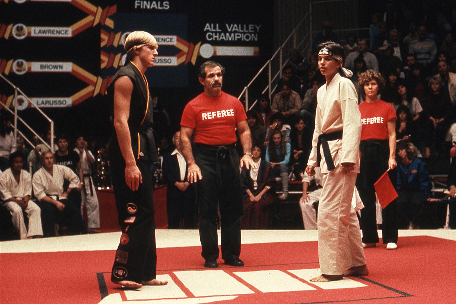 Karate Kid' YouTube Sequel 'Cobra Kai' Reveals First Photo