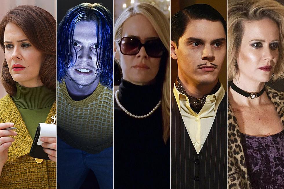 Ranking Every 'American Horror Story' Evan Peters & Sarah Paulson